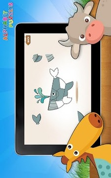 儿童字母拼图 Kids ABC Alphabet Puzzles HD