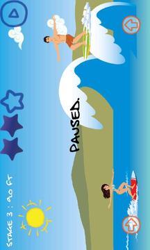 冲浪女孩 Surfing Girl