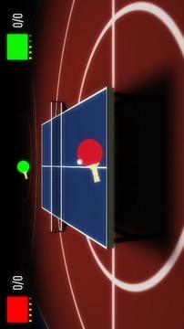 乒乓球模拟赛