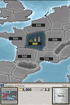 时代征服:欧洲