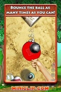 乒乓顶球 PingPong