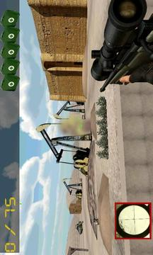 狙击手与恐怖主义:石油战争