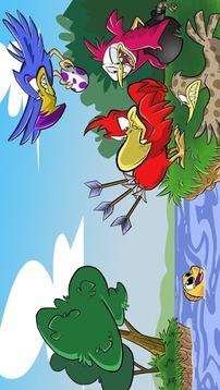 米尼鸟类 Meany Birds