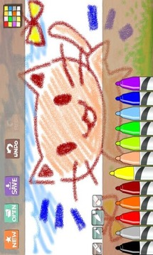你好蜡笔 Hello crayon