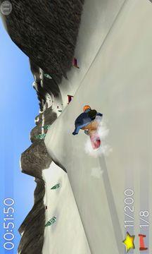 极限高山滑雪 Big Mountain Snowboarding