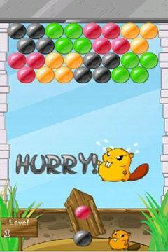 Bubble Beaver Game [ demo ]