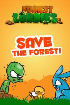 森林僵尸 Forest Zombies