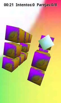 3D矩阵翻翻乐