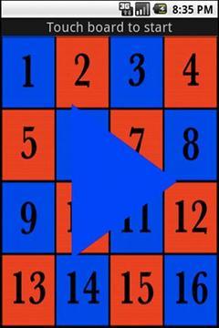 数字排序 Sliding Tiles