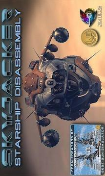 3D飞船拆卸 Starship Disassembly 3D