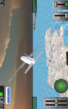 飞行模拟器波音3D