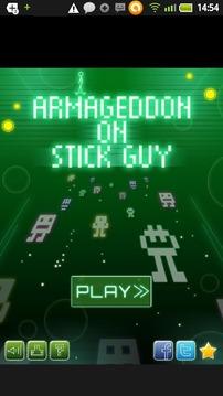火柴人和末日大决战 Armageddon on the Stick Guy