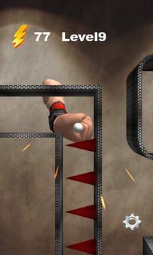 电流急急棒3D随机激战版