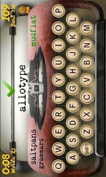 打字机 Tapwriter
