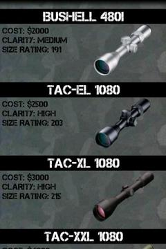 Snipe Trial