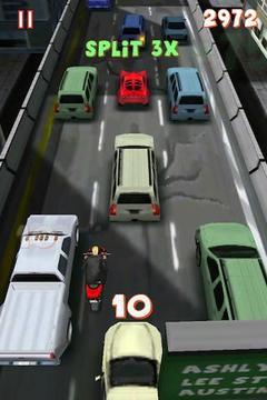 3D街头摩托竞速