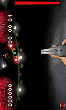 伏击僵尸圣诞版