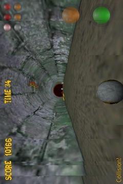 3D竞速球