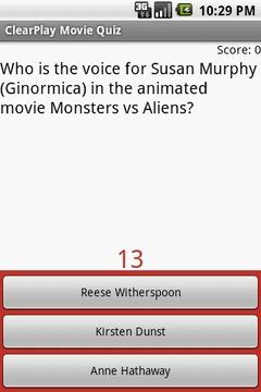 电影常识问答比赛