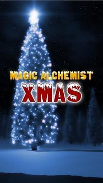 魔法圣诞球