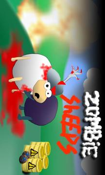zombie sheeps