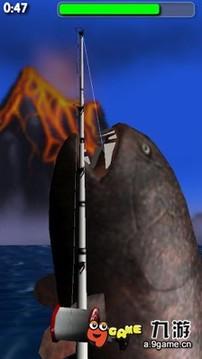 大型钓鱼史前鱼类DLC