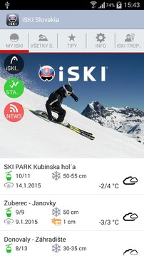 iSKI Slovakia