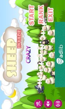 Sheep Invade
