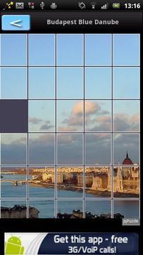 布达佩斯滑动拼图