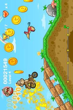 疯狂小轮自行车2 BMX Crazy Bike 2