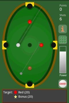 Crazy Billiards