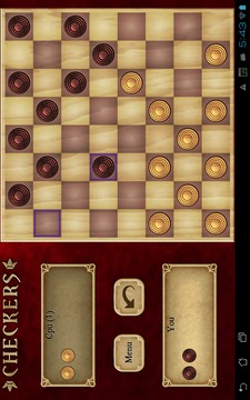 国际跳棋 精简版