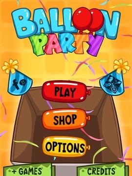 气球派对 Balloon Part...