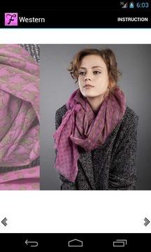 如何领带围巾 How to tie a scarf
