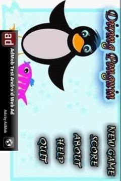 潜水企鹅 Diving Penguin