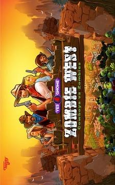 西部僵尸 Zombie West