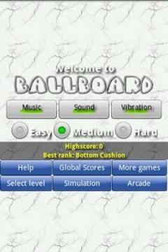 BallBoard - 免费