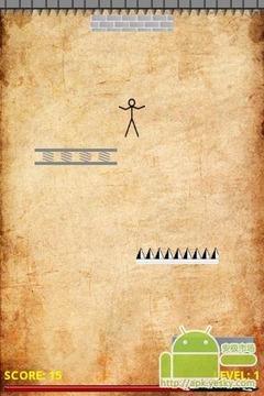 火柴人跳跃游戏