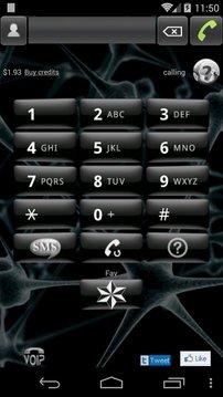 VOIP片剂及电话,呼叫