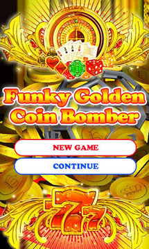 趣味推金币 Funky Golden Coin Bomber