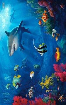 Yo Jigsaw Puzzle: Underwater