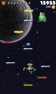 青蛙跳跃 Froggy Jump