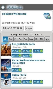 Ab Ins Kino - Kinoprogramm