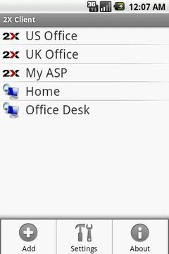 远程桌面连接 2X Client RDP/Remote Desktop