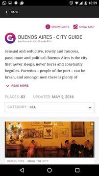 布宜诺斯艾利斯城市指南