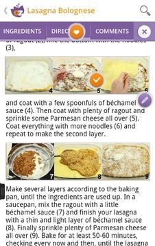 GialloZafferano Recipes