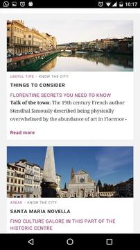 佛罗伦萨城市指南