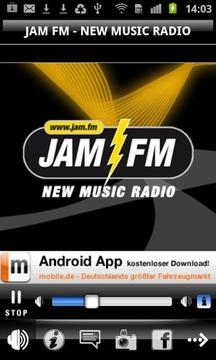 JAM FM New Music Radio