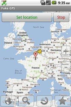 伪装GPS