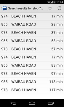 Auckland Buses